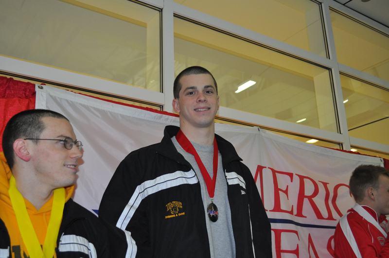 Day 3 Aec Swimming And Diving Championship Pictures The